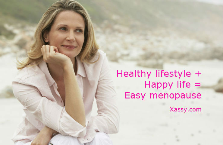 easy, healthy menopause and peri menopause without bad symtoms