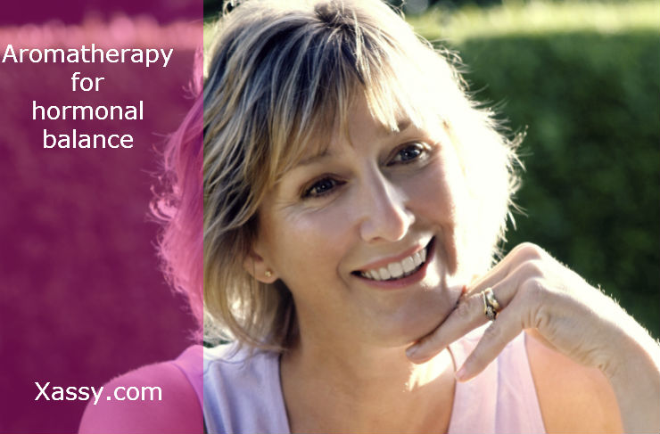 Aromatherapy for menopause and perimenopause