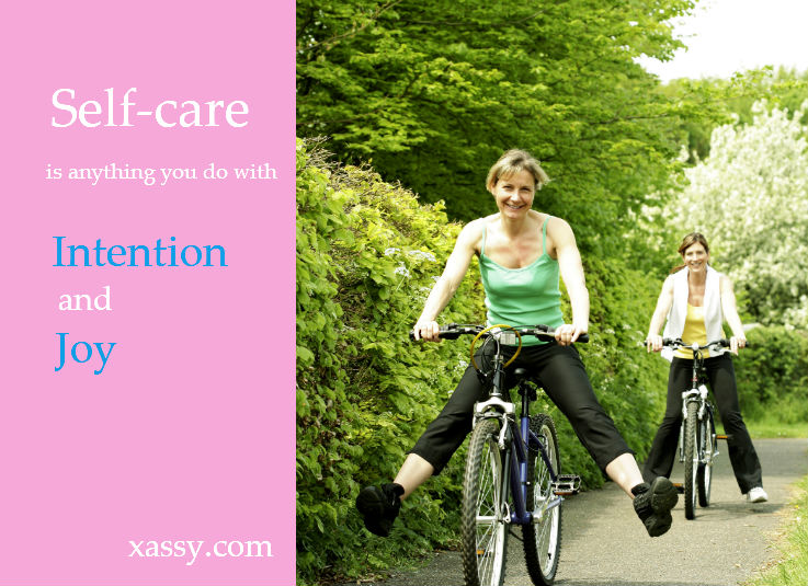 self care for women