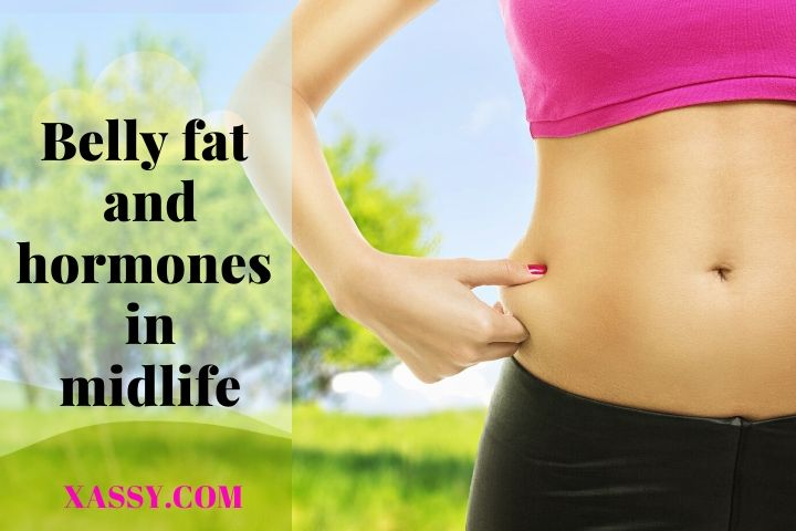 How to stop belly fat accumulation in midlife