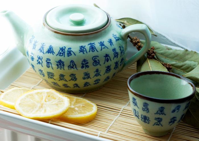 green and black tea to eliminate brain fog